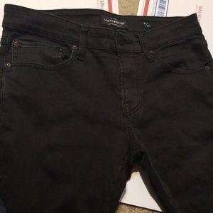 EUC Lucky Brand 110 Skinny Jeans